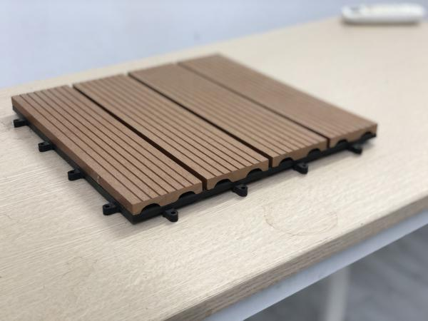 sàn nhựa giả gỗ composite